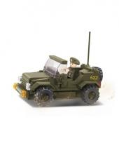 Speelgoed jeep