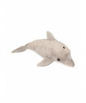 Speelgoed knuffel dolfijn 32 cm