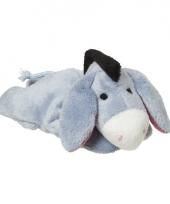 Speelgoed knuffel ezels 13 cm