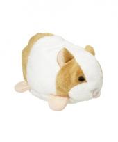 Speelgoed knuffel hamster