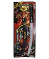 Speelgoed ninja vechtset