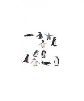 Speelgoed pinguins van plastic