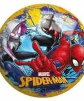 Speelgoed spiderman bal 23 cm