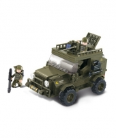 Speelgoed terreinwagen