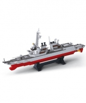 Speelgoed torpedobootjager
