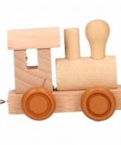Speelgoed trein begin