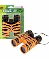 Speelgoed verrekijker met tijgerprint voor kinderen