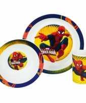 Spiderman lunch set voor kinderen
