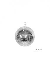 Spiegelbol disco van 20 cm