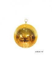 Spiegelbol disco van 30 cm 10068270
