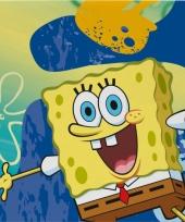 Spongebob servetten 33 cm