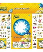 Spongebob stickers 500 stuks