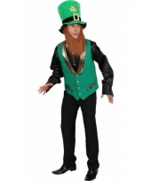 St patricks day kabouter outfit voor heren