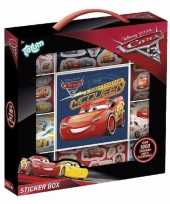Stickerbox cars 3 10090572