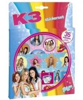 Stickerbox k3 35 stickers