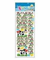 Stickertjes koeien