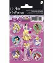 Stickervellen disney prinsessen