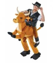 Stier kostuum voor volwassenen