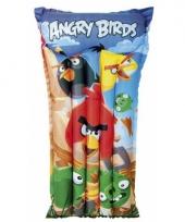 Strandartikelen angry birds luchtbed