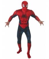 Stripfiguren kostuums spiderman 10064850
