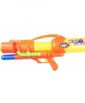 Super water spuiter oranje 60 cm