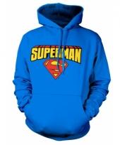 Superman kleding sweater