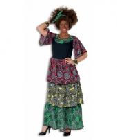 Surinaamse jurk grote maat