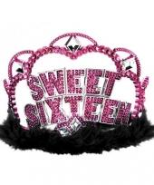 Sweet sixteen tiara
