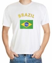 T shirts van vlag brazilie