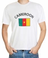 T shirts van vlag kameroen