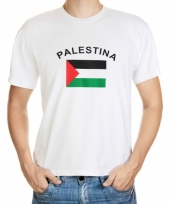 T shirts van vlag palestina