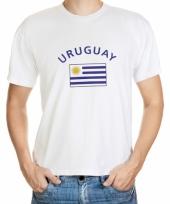 T shirts van vlag uruguay