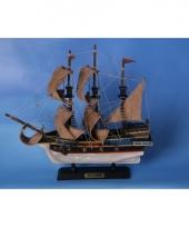 Tallschip decoratie pelgrims schip