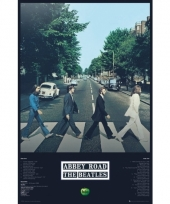The beatles albumcover megaposter 91 5 cm 10075689