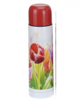 Thermosfles tulp