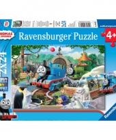 Thomas de trein artikelen kinderpuzzels