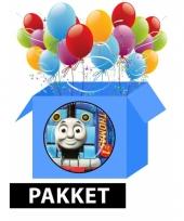 Thomas de trein feestartikelen pakket
