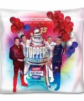 Toppers officieel toppers in concert 2019 kussen 40x40