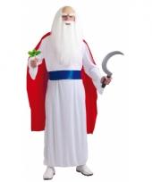 Tovenaar verkleedoutfit voor heren