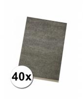 Transferpapier carbon a 4 40 stuks