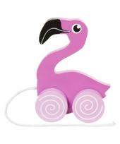Trekdieren flamingo s 13 cm