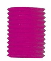 Treklampion roze 16 cm diameter