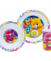 Troetelberen lunch set voor kinderen