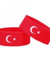 Turkije fan armbandje