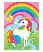 Unicorn snoepzakjes set van 16
