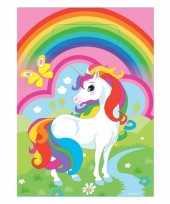 Unicorn snoepzakjes set van 8