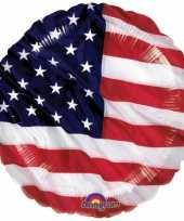 Usa folie ballonnen 45 cm