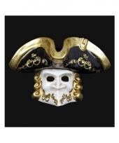 Venetiaans heren casanova masker