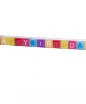 Verjaardag kaarsjes 13 stuks