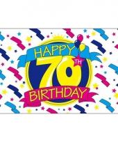 Verjaardags vlaggen 70 jaar